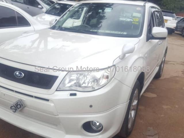 2015 Subaru Forester - 1