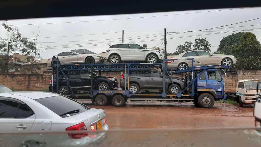 Car and Container Custom Clearing and Fowarding in Uganda